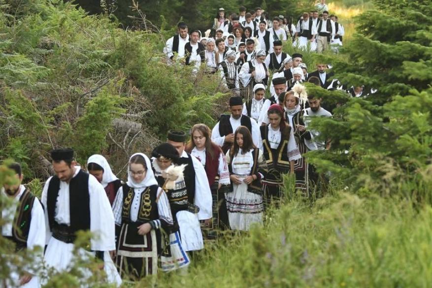 """Σαρακατσάνοι: """"Έρευνα για τα επώνυμα που κουβαλούν τον πολιτισμό τους"""""""